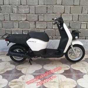 موتور پاکشتی هوندا بنلی