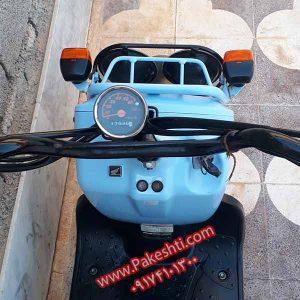 موتور پاکشتی هوندا زومر